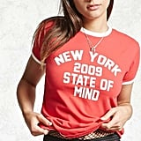 Forever 21 New York State of Mind Tee
