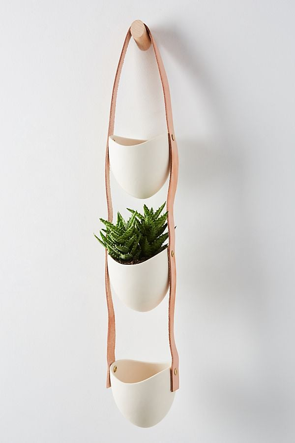 Spora Three-Tiered Hanging Planter