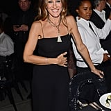 Sarah Jessica Parker posed at the amfAR Inspiration Gala in LA.