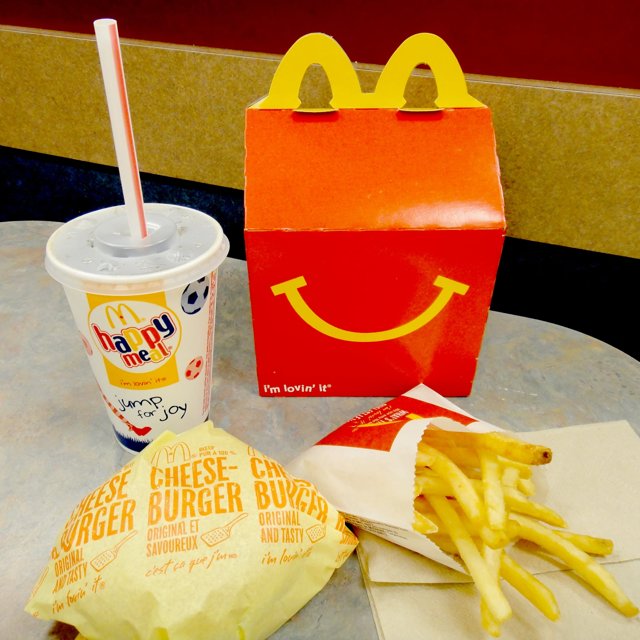 What McDonald's Served When You Were Born