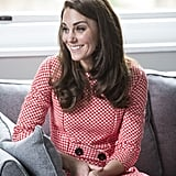 Kate attended a parent support group.