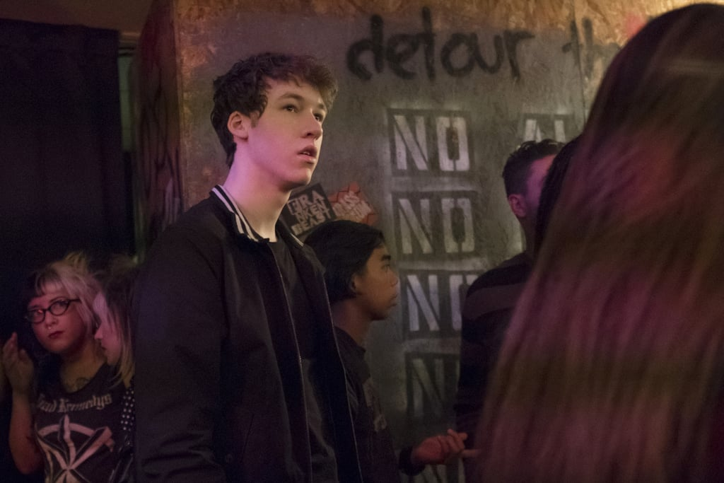 Tyler Down 13 Reasons Why Season 2 Recap Popsugar Entertainment