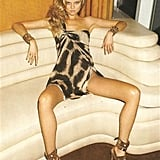 Magdalena Frackowiak for Blumarine, by Terry Richardson
