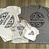 Family Pizza T Shirts