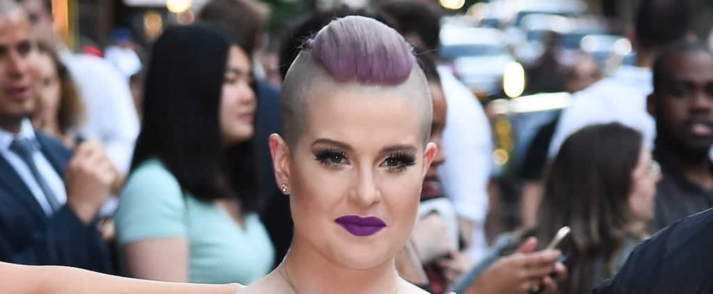 Kelly Osbourne Defends Boy With Pink Hair