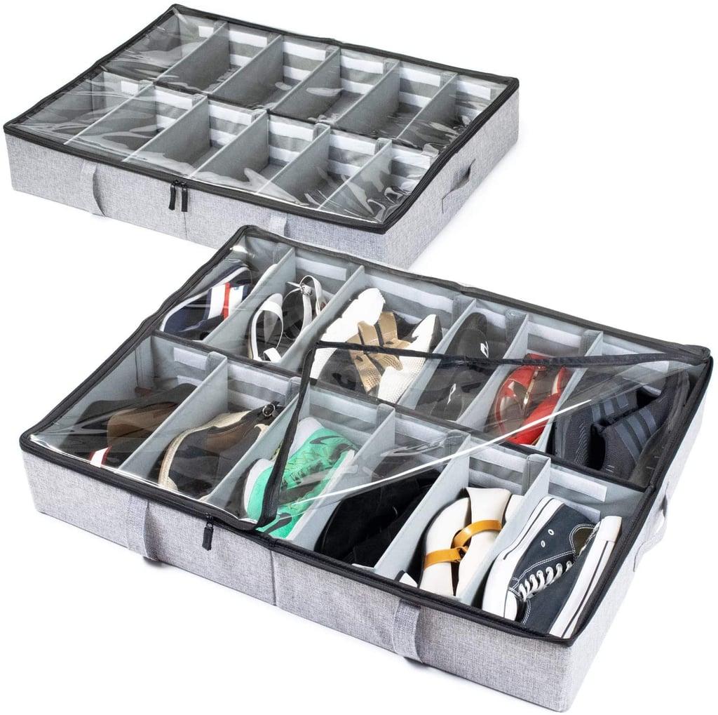 Storagelab Shoe Storage Organizer Best Closet Organizers