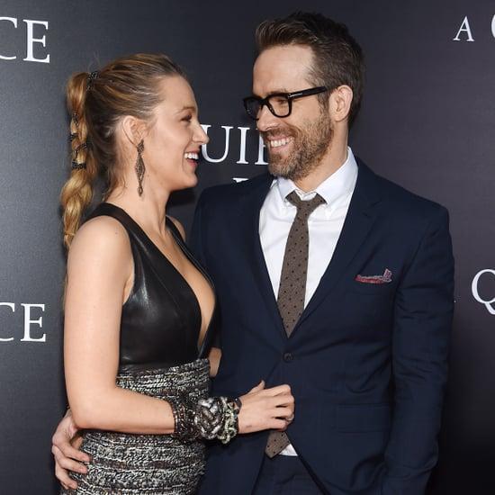 Blake Lively Teases Ryan Reynolds on Instagram