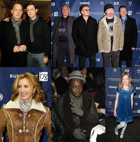 Sundance Brings Out the Stars