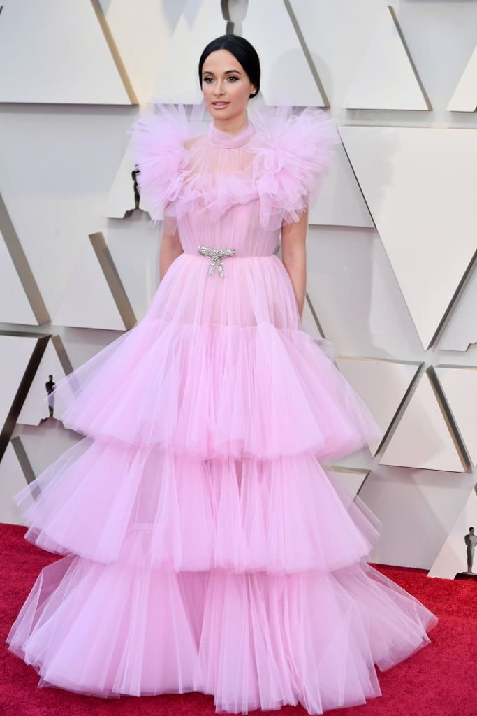Pink Dresses at the Oscars 2019