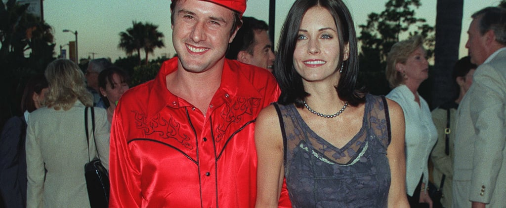Courtney Cox's Daughter Wears Her Dress From the '90s