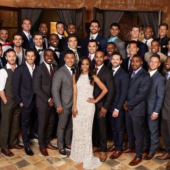 Rachel Lindsay's Bachelorette Contestants 2017