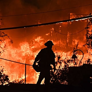 California Wildfires in Ventura and Butte County | Pictures