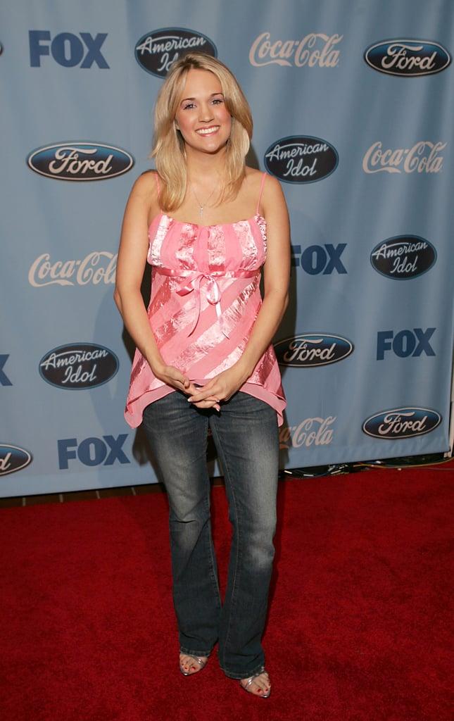 Carrie Underwood, 2005