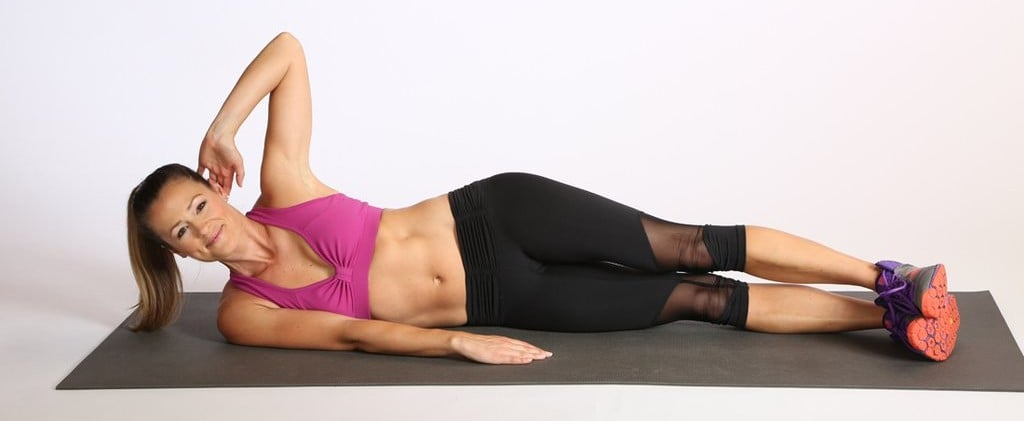 This Challenging, No-Equipment Move Is Exactly What You Need to Tighten Your Waistline