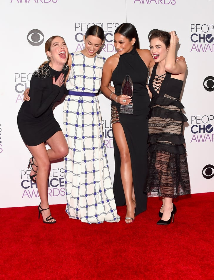 The People's Choice Awards Have Always Been One Big Party