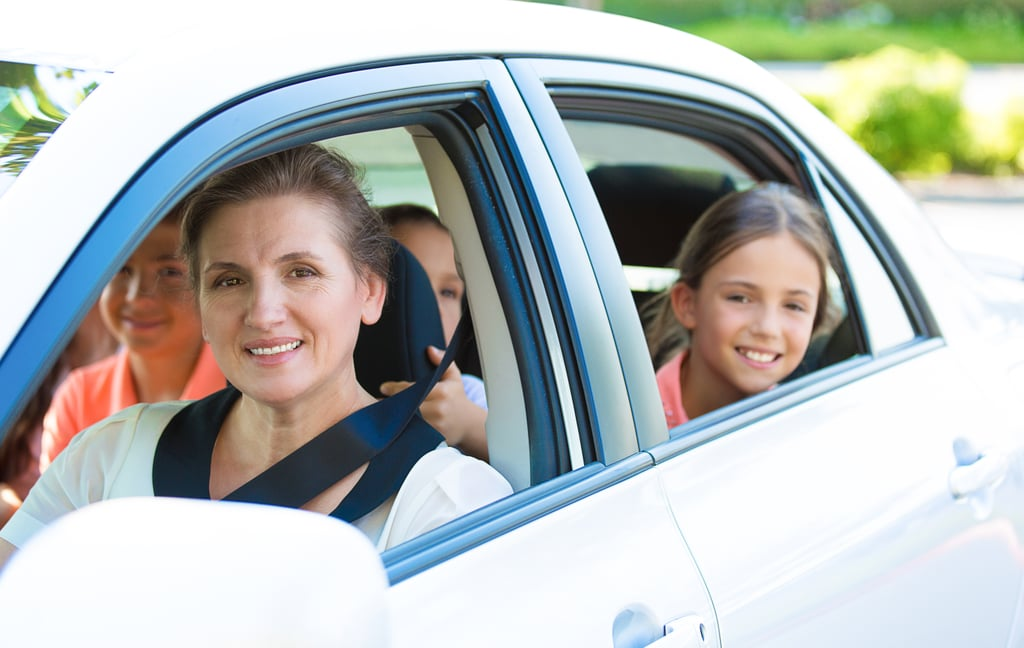 Tips For Being a Good Carpool Mom