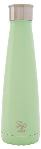 S'ip by S'well Spearmint Green Stainless Steel Water Bottle 15oz