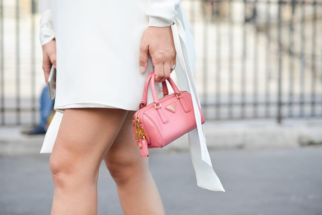 A Prada Statement Bag
