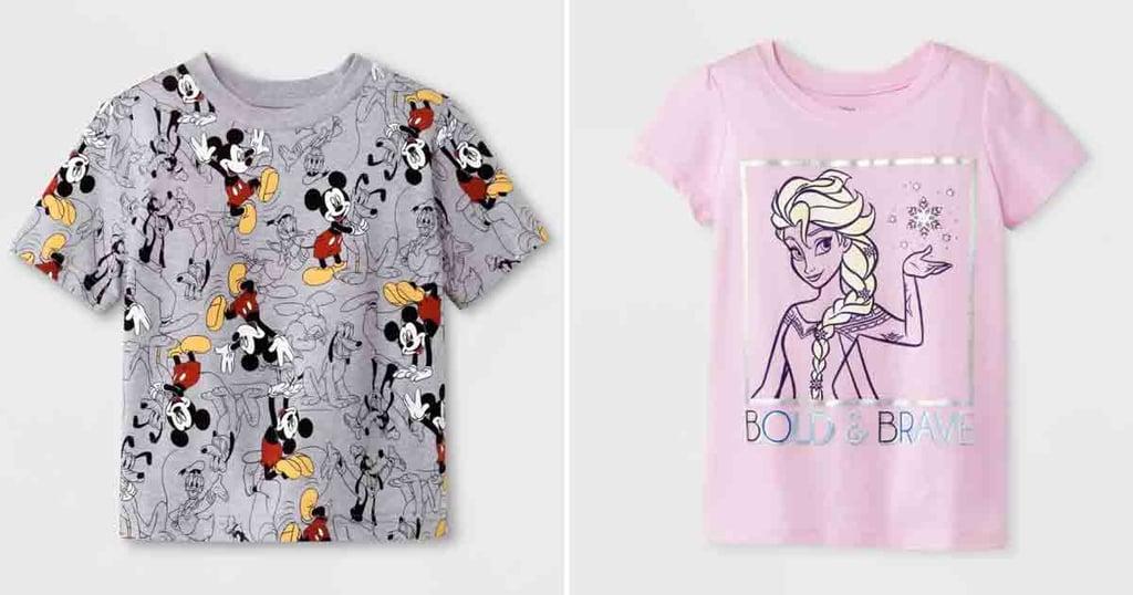 Best Disney Shirts For Kids at Target