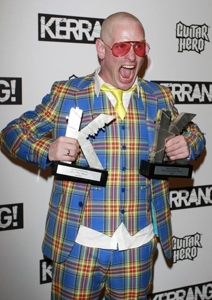 Roundup Of The Latest Entertainment News Stories — Slipknot Win Two Kerrang! Awards, Best Live Act and Best International Act