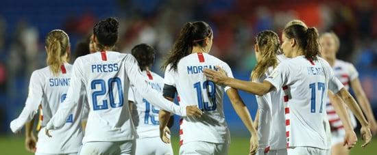US Women's Soccer Team Sues Soccer Federation