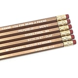 Stay Golden Pencil Set