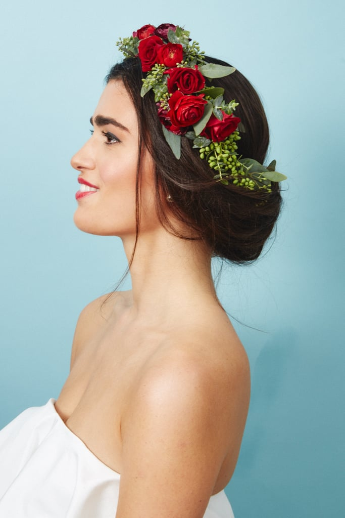 The Flower Piece: Fresh Flower Headband
