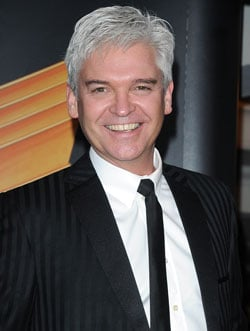 """Sugar Bits — Philip Schofield Responds To Kerry Katona's Claims That He's """"Ignorant and Arrogant"""" After This Morning Interview"""