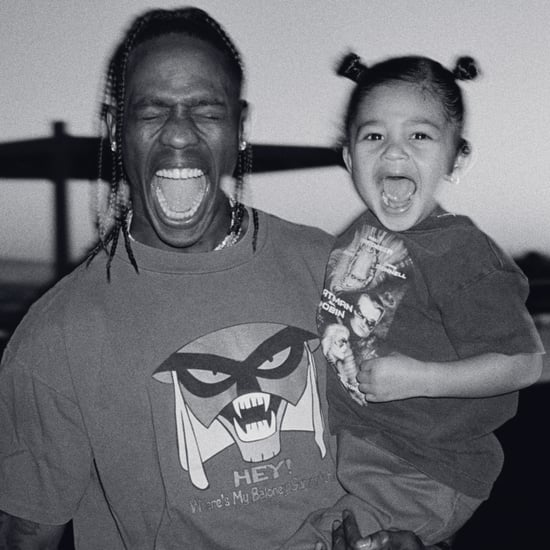 "Travis Scott Says Stormi Webster Is His ""Inspiration"""