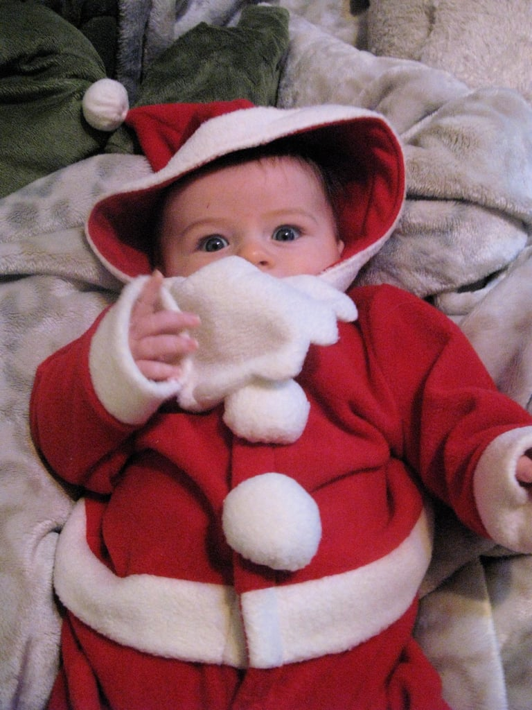 0ff420bb0 Dress them up like Santa Claus just for the fun of it.