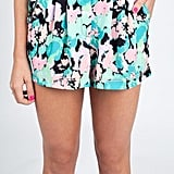 Gentle Fawn Floral Shorts