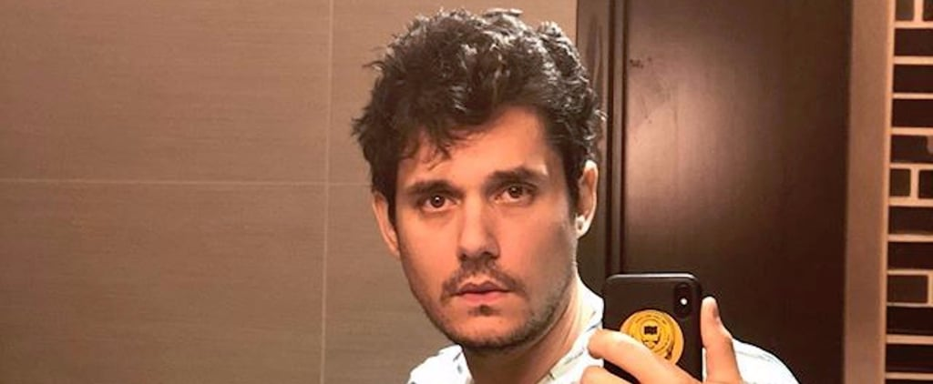 John Mayer Instagram Photo After Hospitalization 2017