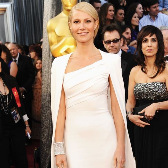 Gwyneth Paltrow at the Oscars 2012 Video