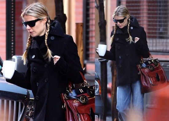 Gwyneth Paltrow in New York