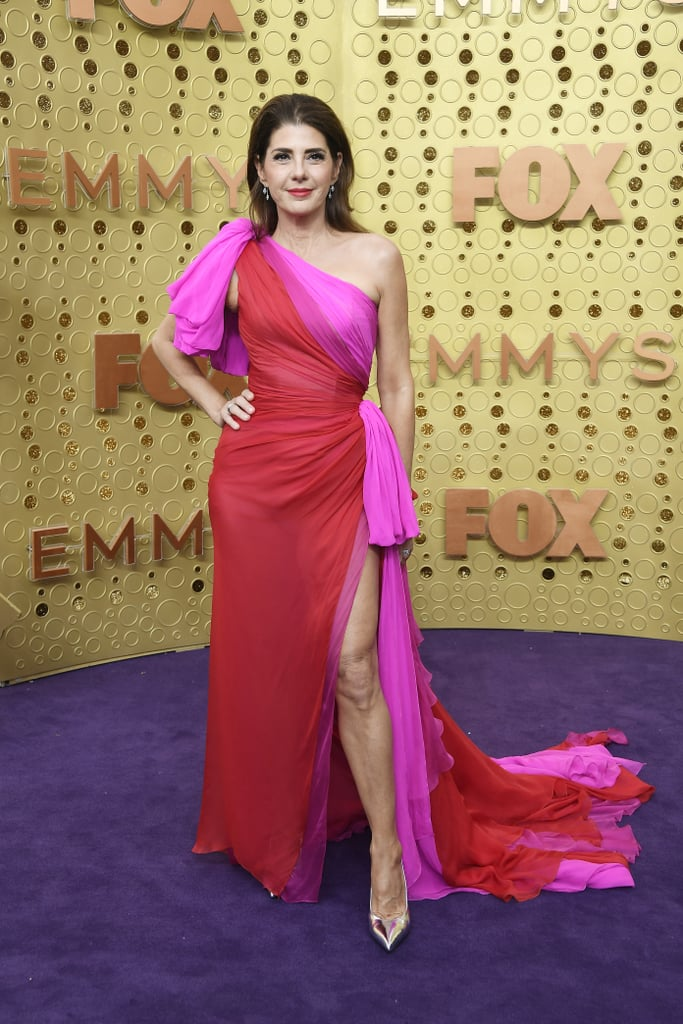Marisa Tomei at the 2019 Emmys | The Best Emmys Red Carpet ...