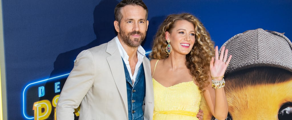 Blake Lively and Ryan Reynolds Baby's Name Taylor Swift Song