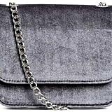 H&M Velvet Shoulder Bag