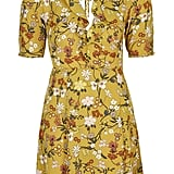 Topshop Secret Garden Tea Dress (£42)
