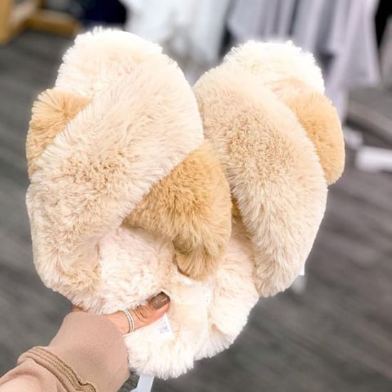 Popular Fluffy Slippers From Target | 2020
