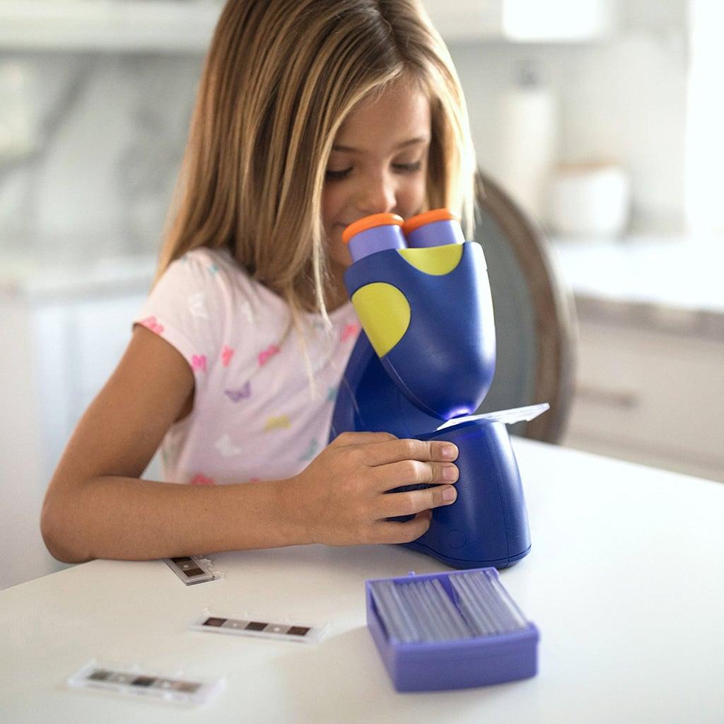 For 5-Year-Olds: Educational Insights GeoSafari Jr. Talking Microscope