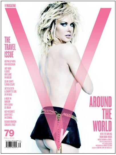 V Magazine Fall 2012