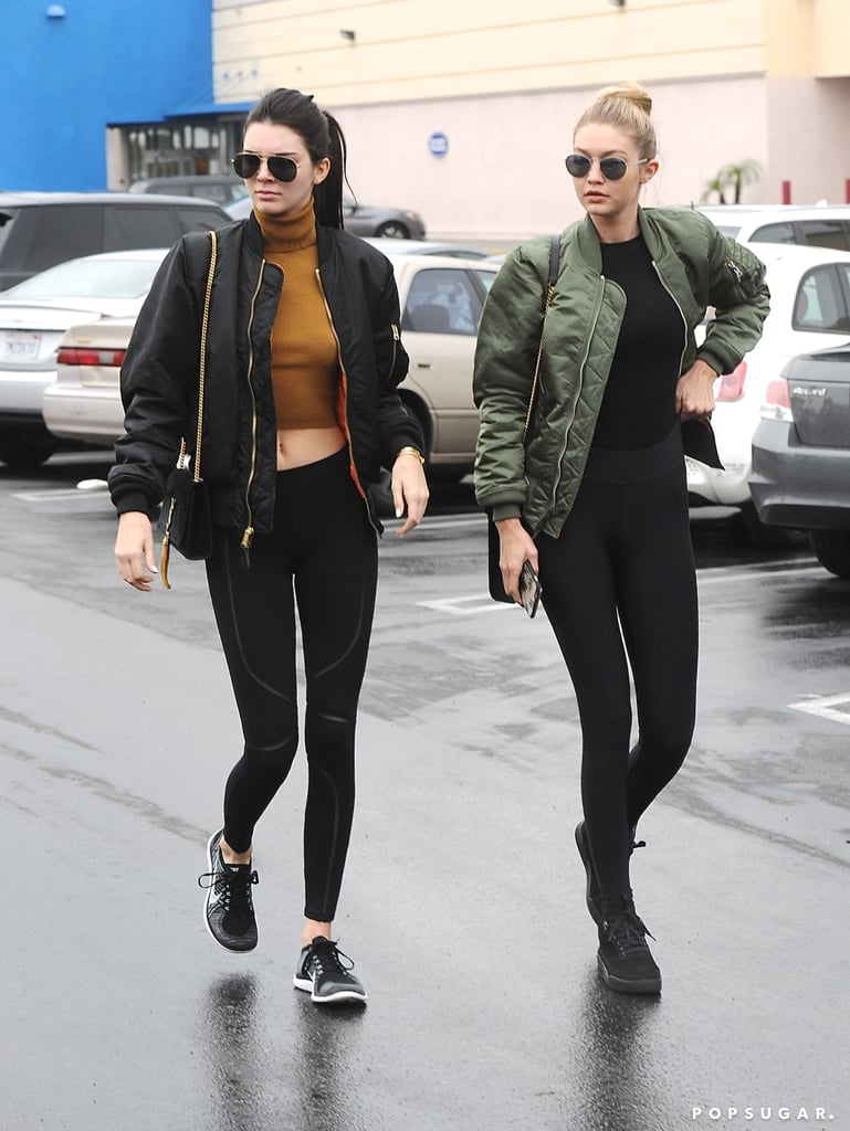 Image result for gigi hadid and kendall jenner street