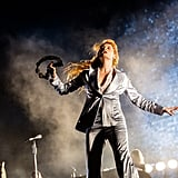 Florence Welch killed it during Florence and the Machine's 2015 performance.
