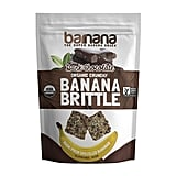 Barnana Organic Crunchy Banana Brittle in Dark Chocolate