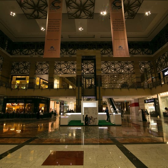 Earth Hour at Malls in the Middle East and North Africa