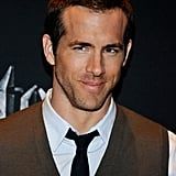 Ryan Reynolds Looks Sexy Back in the States to Join Blake Lively in Vegas