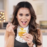 Our Own Host Brandi Milloy Is Pregnant and She's Celebrating With the Baby-Food Challenge
