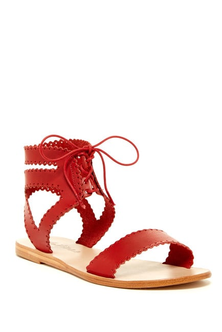 Gladiator-style sandals can be worn all day