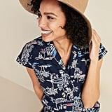 Old Navy Braided Wide-Brim Sun Hat