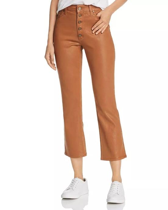 Joe's Jeans Callie Coated Jeans